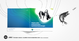 VisualMonkey / Print design / Kalatalous strategia / @visumonkey