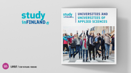 Visual Monkey / Esite / Study in Finland